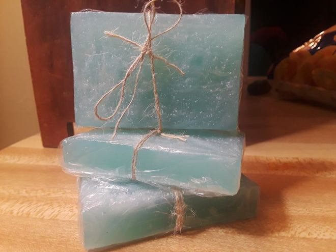 Homemade soap2