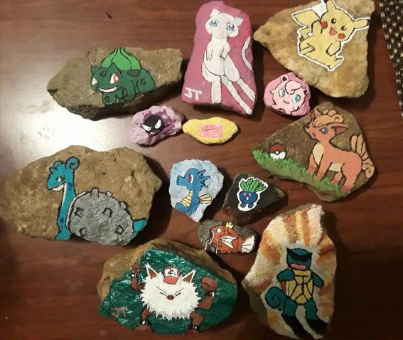 Pokemon Rock Set